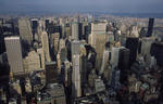 Foto, Bild: Manhattan vom Empire State Building aus