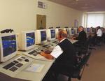 Regelung des Schiffsverkers in der Verkehrsleitzentrale vom Hamburger Hafen