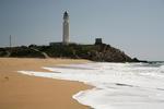 Leuchtturm von Trafalgar in Südspanien