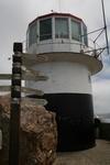 alter Leuchtturm vom Cape Point bei Kapstadt, Cape Town, Südafrika