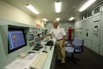 Chief Engineer, Leitender Ingenieur (Leitender technischer Offizier) im Maschinenkontrollraum