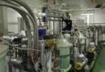 Arbeiten an den Separatoren für Schmieröl