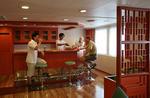 Bar im Offiziersraum, Officer Recreation Room