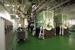 Generatoren (Hilfsmaschine) auf einem Großcontainerschiff