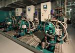 Separatoren Aufbereitungsanlage für den Kraftstoff zur Absonderung von Wasser und Schlick