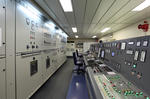 Maschinenkontrollraum